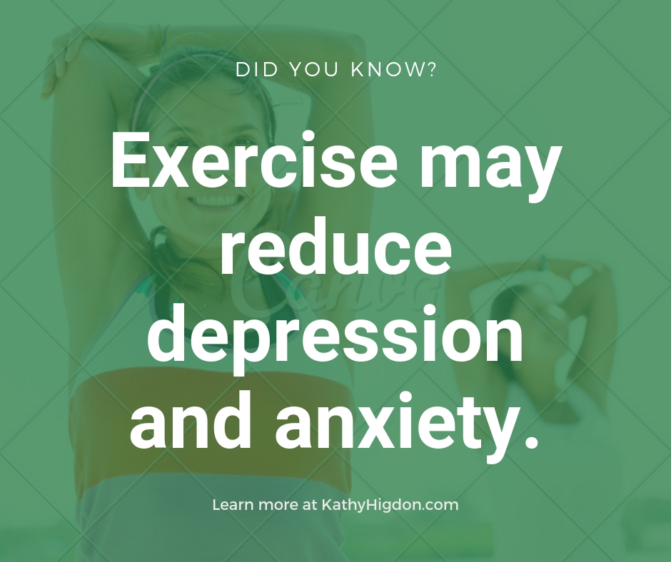 Exercise Reduce Depression